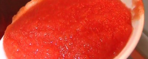 Image result for How to get smooth tomato puree without using a blender