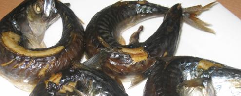 Smoked Fish (Nigerian Style)