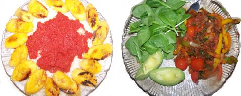 Oil-free Nigerian Tomato Stew