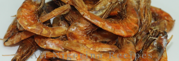 How to make Crayfish (Dry Prawns or Dry Shrimps)