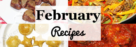 February Recipes