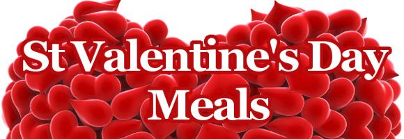 St. Valentine's Day Meals