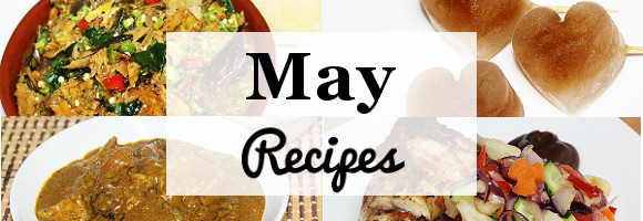 May Recipes