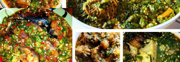 Okra Soup Overload!