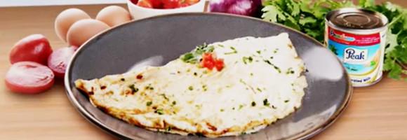 Peak Omelette