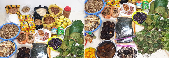 My Biggest Nigerian Food Ingredients Haul