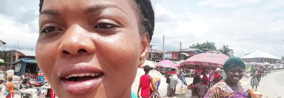 Follow Me to Market: Otowodo Market, Ughelli