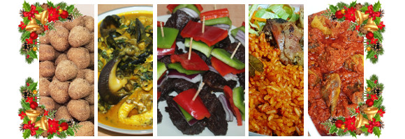 Nigerian Christmas Meal Recommendations 2017