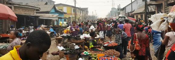 Follow Me to Oyingbo Market, Lagos Nigeria