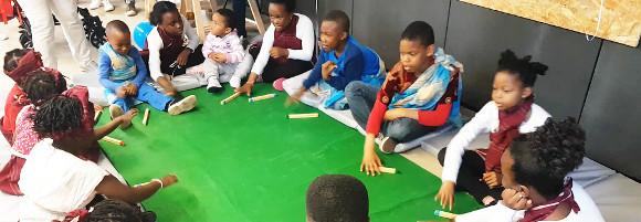 Promoting Igbo Culture: Kids Moonlight Games Etc.