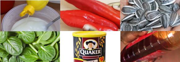 9 Alternative Nigerian Food Ingredients