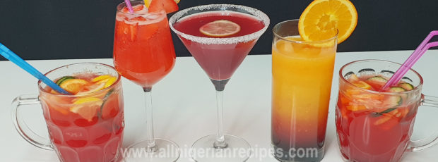 4 Non-Alcoholic Fancy Drinks