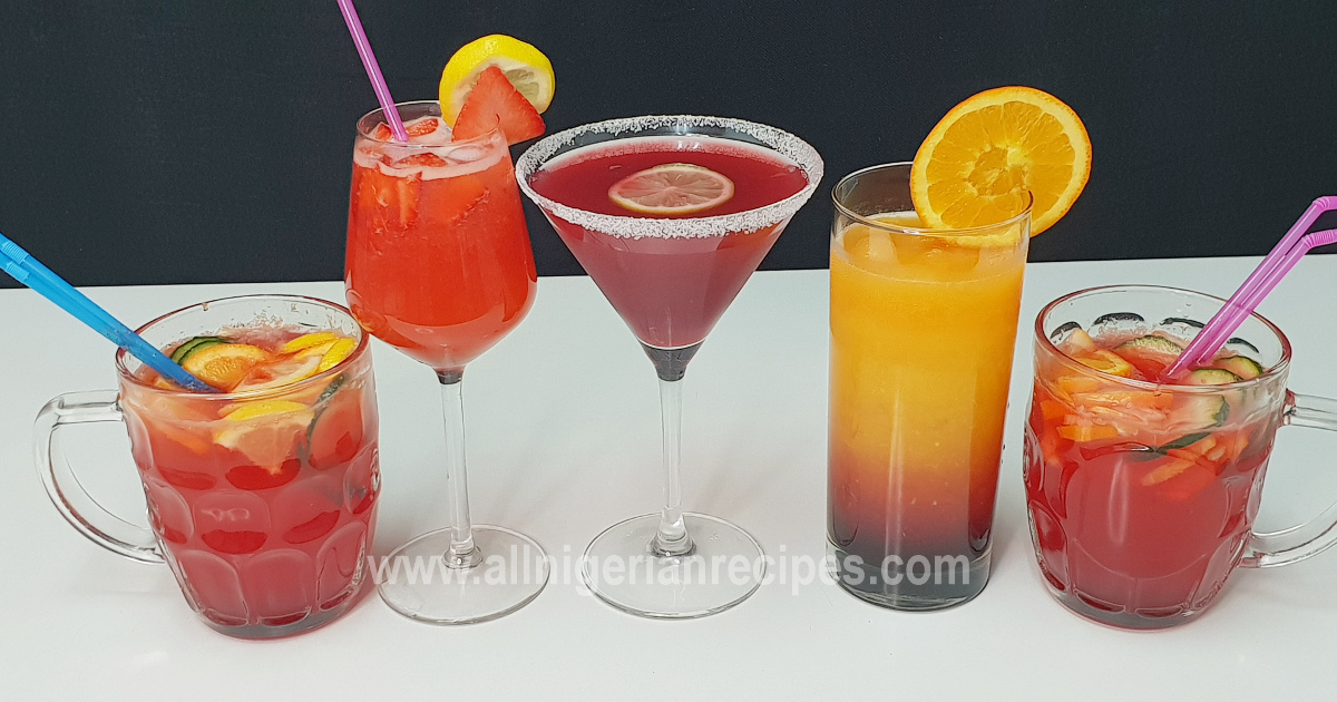 non alcoholic valentines day drinks