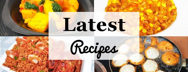 Recipes You May Have Missed | Latest Recipes